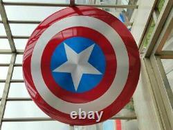 11 Avengers Metal Shield 75th Anniversary Captain America Shield Replica