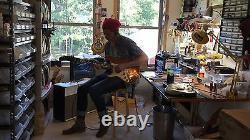 1998 James Hamilton Left Handed Hamiltone SRV Guitar Only Lefty EVER Made