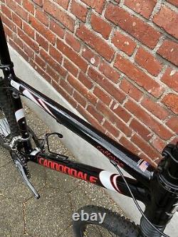 Cannondale Caffeine CAAD/Große L/Shimano XT/27Gang! Handmade in USA! Service Neu