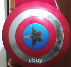 Captain America Shield Metal Prop Replica Screen Accurate 11 Scale Shield