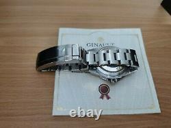 Ginault Ocean Rover Prototype 180165C1LN 300m Hand Built in America RARE watch