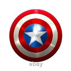 Marvels Avengers Legend Captain America Shield Halloween Medieval Coplay replica