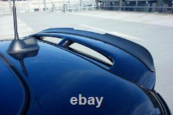 Mini R56 S/JCW 100 Limited Euro Hatch Rear Roof Spoiler Extension Lip Wing Trim