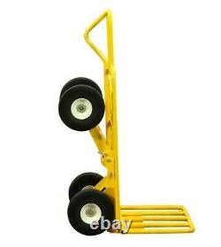 Multi Mover Commercial Dolly Heavy Duty Hand Truck 750 lb Capacity USA Made
