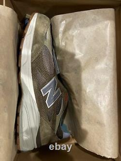 New Balance 990v3 Bodega Here To Stay/Made In USA'Anniversary' Size 10 IN HAND