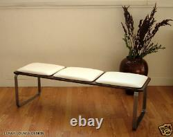 Ply Bak Bench 3 Mid Century Modern Bench Eames Era Many color options Hand made