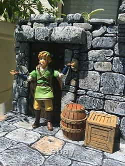 Ruins Dungeon Action Figure Diorama Props Included 112 Scale Custom Made