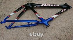 Trek 9.8 OCLV Carbon Mountain Bike Frame Handmade in USA retro