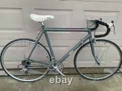 Vintage Cannondale SR400 Racing Road Bike Handmade in USA Suntour