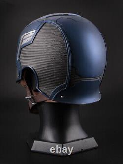 Captain America 11 Wearable Helmet Collection Replica Halloween Cosplay Casque