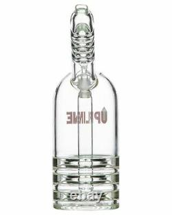 Grav Upline Upright Bubbler 8 Bong En Verre Pipe D'eau Hookah De Haute Qualité États-unis