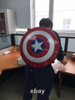 Marvel 75th Anniversary Captain America Shield Sac À Dos Grande Taille Sac Cadeau Cool