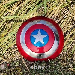 Marvels Avengers Légende Captain America Shield Halloween Medieval Coplay Réplique
