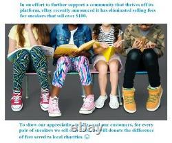 Nike Air Force 1 Faible Bleu Moyen Papillon Design Blanc Personnalisé Chaussures Toutes Les Tailles