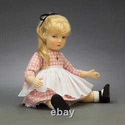 R. John Wright Edith The Lonely Doll Collectible USA Handmade